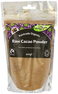 The Raw Chocolate Company Limited Organic Cacao Powder 180g