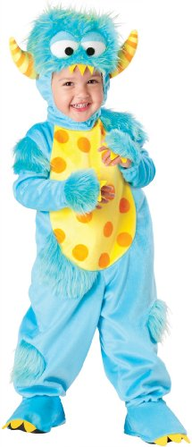 InCha (Blue Monster Costumes Toddler)