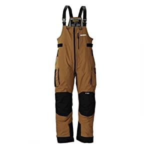 Frabill 7345 Stormsuit Bib Brown by Frabill