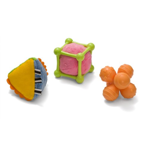 Infantino Multi-Sensory Shape Set (Discontinued by Manufacturer)