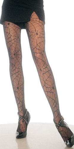 Spider Web Lace Pantyhose - Hot Legs USA