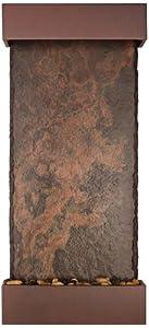 Nojoqui Falls Lightweight Large Fountain Shroud Finish: Copper Vein Powder Coated