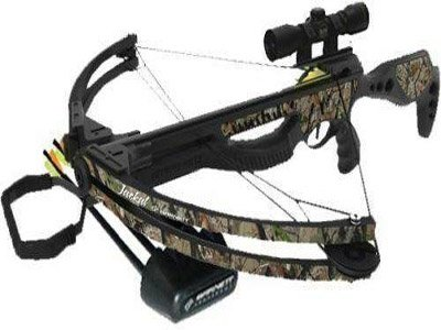 Barnett Jackal Crossbow Scope Package, 150 lb, 4x32 Scope, 78406