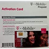 T-Mobile Sim Card Prepaid Kit