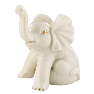 Lenox Mini Elephant Figurine