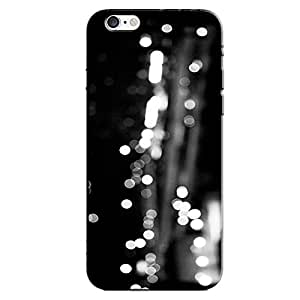 DISTORTED RAINDROPS BACK COVER FOR IPHONE 6