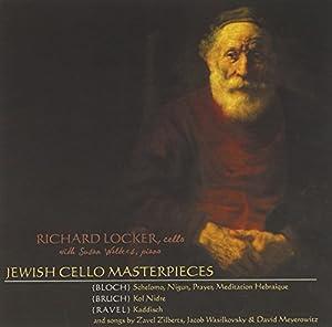Jewish Cello Masterpieces