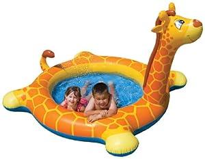 Intex 57434np piscina per bambini a forma di giraffa - Amazon piscina bambini ...