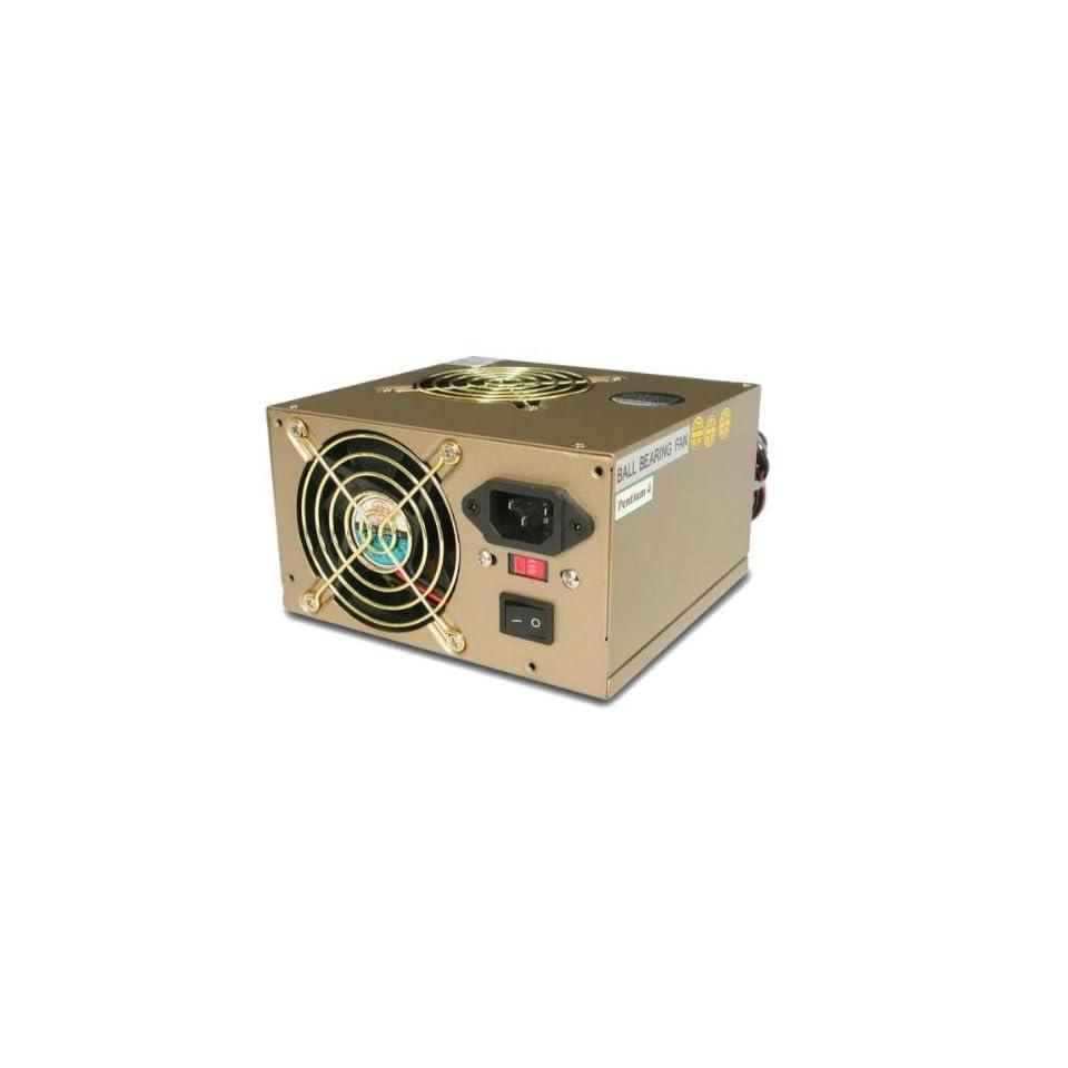350W Reliable Dual Fan ATX Power Supply