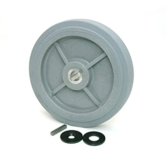8-inch Drive Wheels with 3/4-inch Keyed Hubs