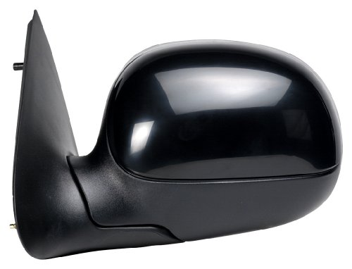 Fit System 61066F Ford F-Series Driver Side Replacement OE Style Manual Folding Mirror (2002 Ford F150 Driver Side Mirror compare prices)