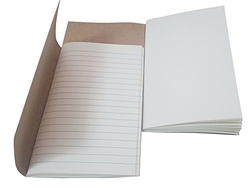 7Felicity Refill books For Classic Genuine Leather Notebook 8.7