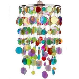 Ironmongery World Girls Bedroom Dangling Pendant Light ...