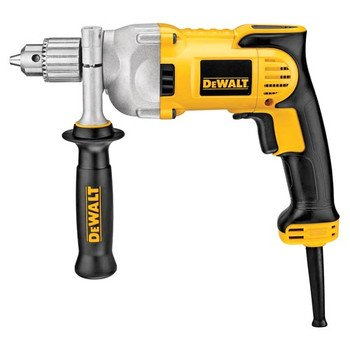 DEWALT DWD220 1/2-Inch VSR Pistol Grip Drill with E-Clutch Anti-Lock Control