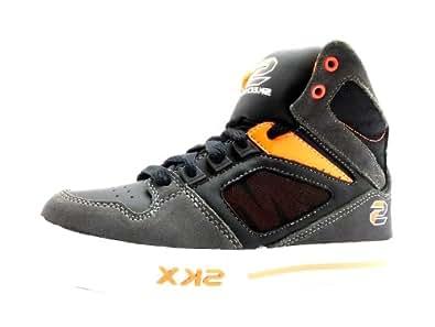 Size 11.5 Skechers Boy's Yoke Leather Boots