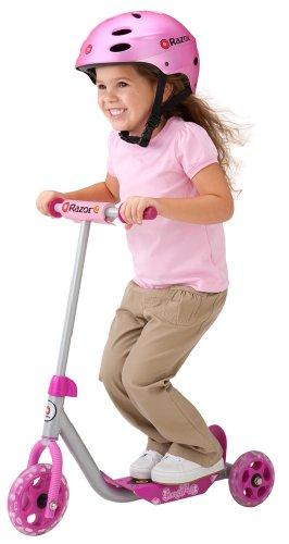 Razor Jr. Kiddie Kick Scooter, Pink