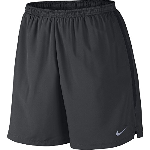 mens-nike-7-challenger-dry-running-short-anthracite-black-reflective-silver-size-medium