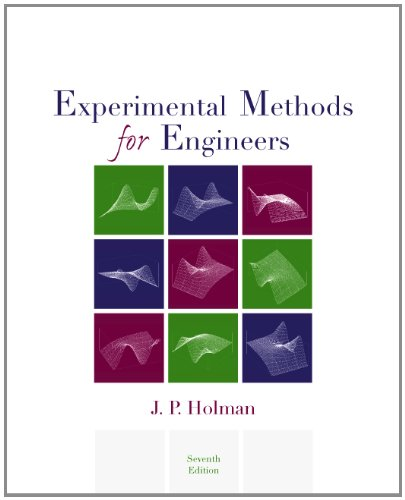 Experimental Methods for Engineers (McGraw-Hill...