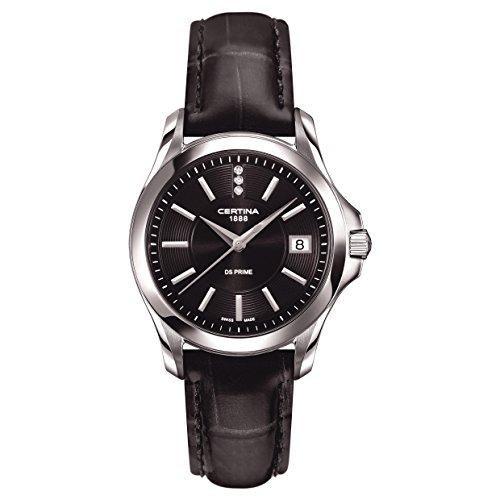 Certina Ladies 'Watch XS Analog Quartz Leather c004.210.16.056.00