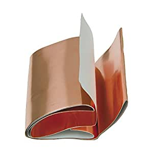 "DiMarzio Copper Shielding Tape 24""""x3-1/2"""""