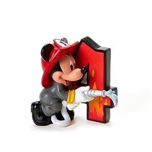Mickey Mouse Birthday Figurine Age 4 – Hour Loop  |Mickey Mouse Birthday Figurines