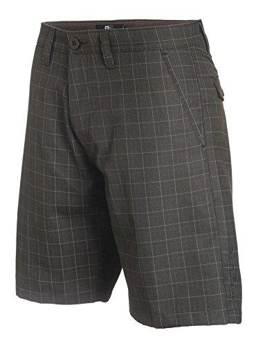 Rip Curl-Shorts da uomo Secret Hound 19pollici Bermuda da, Uomo, Shorts Secret Hound 19 Zoll Walkshorts, nero, S