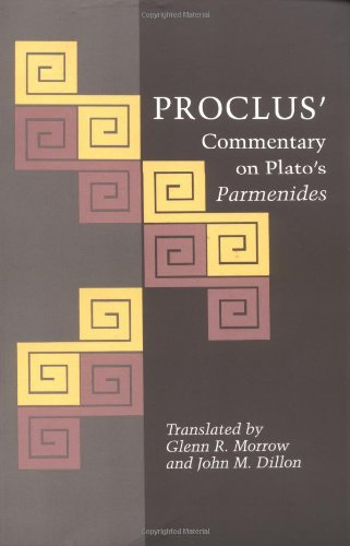 Proclus' Commentary on Plato's