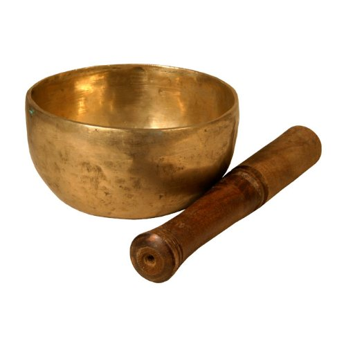 Singing Bowl, Plain, 5