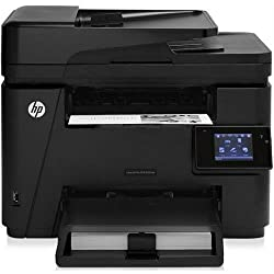 HP CF485A LaserJet Pro MFP M225dw Multifunction Laser Printer, Copy/Fax/Print/Scan