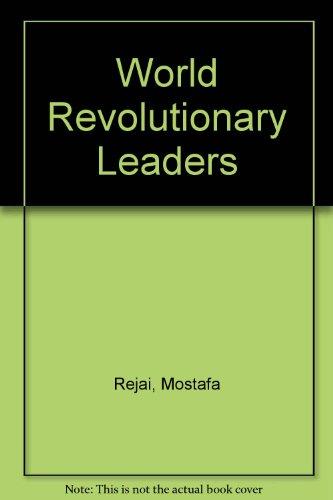 World Revolutionary Leaders