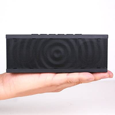 Koomus Ursus Wave Portable Wireless Bluetooth Speaker with Siri Technology, Strong Base and Premium Quality Sound