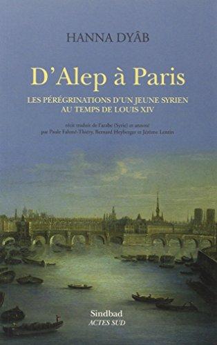 D'Alep à Paris