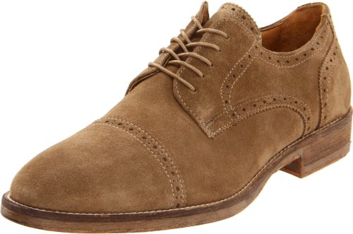 Johnston & Murphy Men's Mcpherson Oxford,Camel ,10 M US