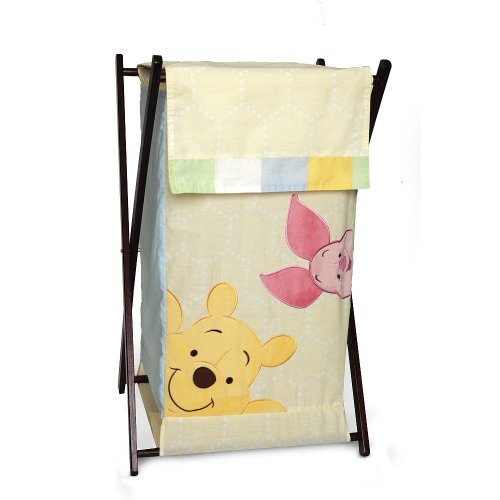 Disney Baby Peeking Pooh and Friends Hamper - 1