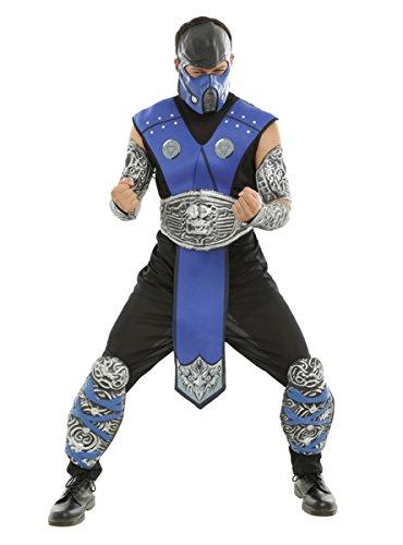[Mortal Kombat Sub-Zero Costume] (Sub-zero Costume)