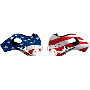 Elevation Training Mask 2.0 All American Sleeve - Large