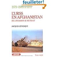 URSS en Afghanistan - 1979-1989
