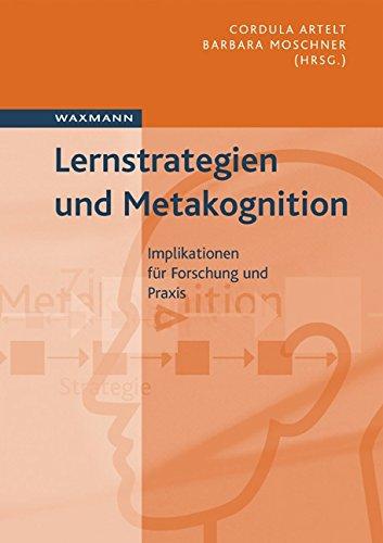 Lernstrategien und Metakognition: Implikationen für Forschung und Praxis, Buch