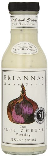 Brianna's Salad Dressing - Blue Cheese - 12 Ounces