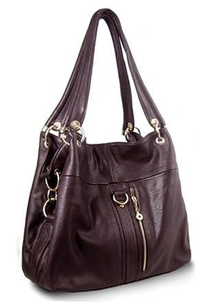 Amazon.com: New Women's Purple New York style Rose-gold