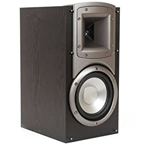 Klipsch B-3 Synergy Bookshelf Loudspeakers (Pair, Black) (Discontinued by Manufacturer)