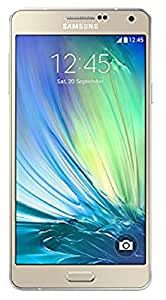 Refurbished Samsung Galaxy A7 SM A700FD Gold