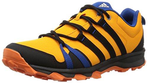 adidas - Trail Rocker, Scarpe da trail running Uomo, Arancione (Orange (Orange/Core Black/Chalk White)), 42 2/3
