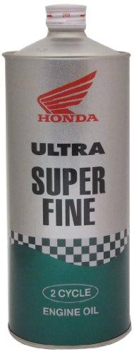 HONDA [ ホンダ純正オイル ] ULTRA SUPER FINE [ ウルトラ スーパーファイン ] JASO FC [ 1L ] (2サイクル用) 08248-99911 [HTRC3]
