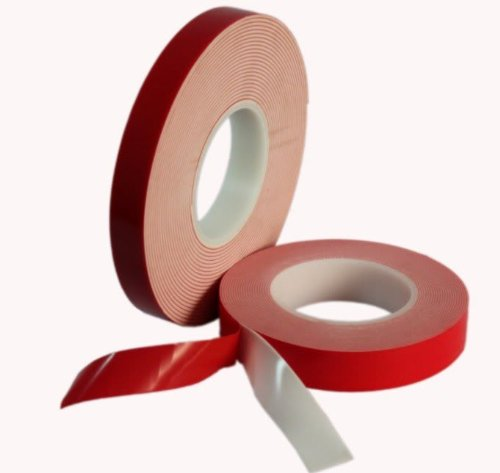 Double Sided VHB Acrylic Gel Tape 12mm x 5mtr Strong Adhesive Hi-bond White