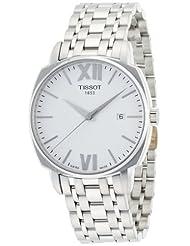Tissot Men's T0595071101800 Stainless Steel Analog Watch