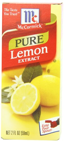 McCormick Pure Lemon Extract, 2 oz. (Extract Mint compare prices)