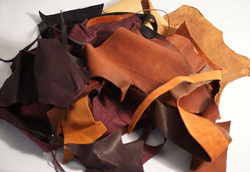 multi-coloured-leather-off-cuts-perfect-for-any-craft-or-scrapbooking-project-250g-pack