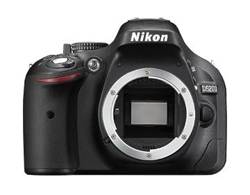 Nikon デジタル一眼レフカメラ D5200 ボディー ブラック D5200BK