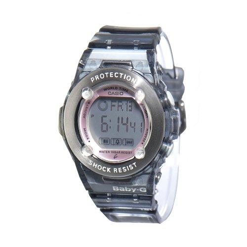 Casio Women's BG1302-8 Baby-G Urban Style Shock-Resistant Jelly Watch
